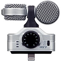 Zoom Iq7 Ms Stereo Microphone For  ...