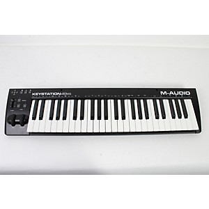 M-Audio Keystation 49Es Black With Ableton Lite 888365383538