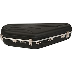 Hiscox Cases Artist Series Tenor Saxophone Case Black Shell, Silver Interior