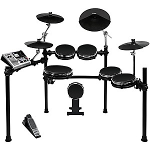 Alesis Dm10 Studio Electronic Drum Kit With Mesh Heads