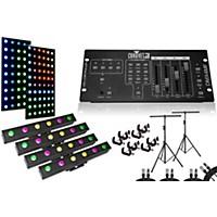 Chauvet Colorband Pix Mini Dmx4mf 4 Bar System