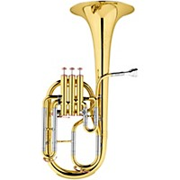 Cerveny Vfc-Th6344t Emperor Series Eb Tenor Horn Vfc-Th6344t Lacquer