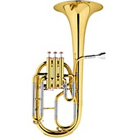 Cerveny Vfc-Th6344 Emperor Series Eb Tenor Horn Vfc-Th6344 Lacquer