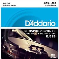 D'addario Ej69 Phosphor Bronze Light  ...