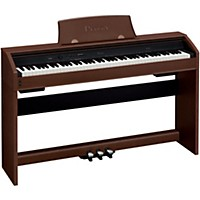 Casio Privia Px-760 Digital Console Piano Walnut