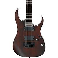 Ibanez Iron Label Rg Series Rgir27bfe Fixed Bridge 7-String Electric Guitar Flat Walnut