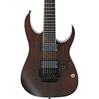 Ibanez Iron Label Rg Series Rgir27be With Tremelo 7-String Electric Guitar Flat Walnut
