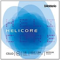 D'addario Helicore Series Cello String Set 1/8 Size