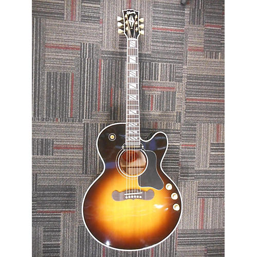 used gibson j190ec acoustic electric guitar guitar center. Black Bedroom Furniture Sets. Home Design Ideas