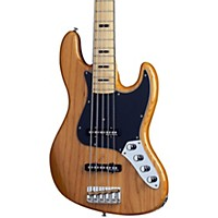 Schecter Guitar Research Diamond-J 5 Plus Five-String Electric Bass Guitar Satin Aged Natural