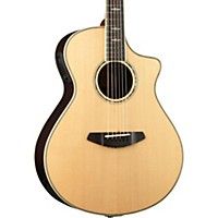 Breedlove 2015 Stage Concert Cutaway Acoustic-Electric Guitar Natural