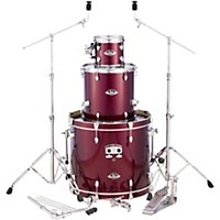 Pearl Export Double Bass Add-On Pack Wine  ...