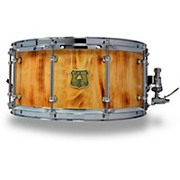 Outlaw Drums White Pine Stave Snare Drum  ...