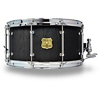 Outlaw Drums Red Oak Stave Snare Drum With  ...