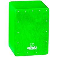 Nino Mini Cajon Shaker Green