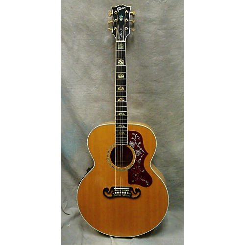 Gibson J200 Elite Custom Shop Acoustic Electric Guitar