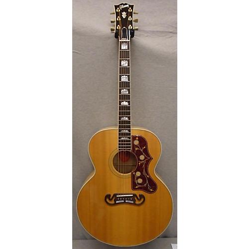used gibson j200 studio acoustic guitar guitar center. Black Bedroom Furniture Sets. Home Design Ideas