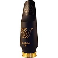 Theo Wanne Durga3 Hard Rubber Alto Saxophone  ...