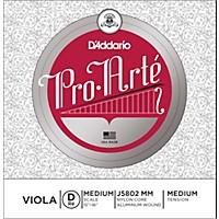 D'addario Pro-Art Series Viola D String 15+  ...