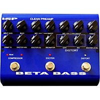 Isp Technologies Beta Preamp Bass Effects  ...