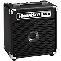 Hartke Hd15 15W Bass Combo Amp