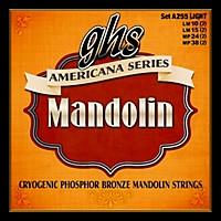 Ghs Americana Light Mandolin Strings  ...