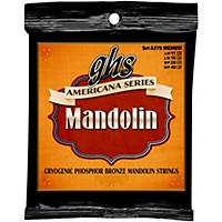 Ghs Americana Medium Mandolin Strings  ...