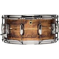 Ludwig Copper Phonic Snare Drum 14 X 5  ...