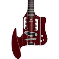 Traveler Guitar Speedster Hot Rod V2 Electric Travel Guitar Red