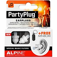 Alpine Hearing Protection Single Molded Earplugs