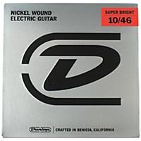 Dunlop Super Bright Medium Nickel Wound Electric Guitar Strings (10-46)