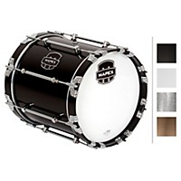 Mapex Quantum Bass Drum 14 X 14 In. Silver Diamond/Gloss Chrome