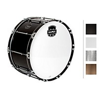 Mapex Quantum Bass Drum 28 X 14 In. Gloss White/Gloss Chrome Hardware