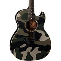 Dean Exhibition Acoustic-Electric Guitar Camouflage
