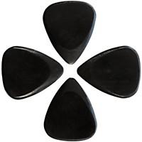 Timber Tones African Ebony Guitar Picks, 4-Pack
