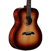 Alvarez Om Sitka Spruce Top Acoustic Electric Guitar Shadow Burst