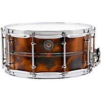 Taye Drums Metalworks Vintage Brass Snare 14  ...
