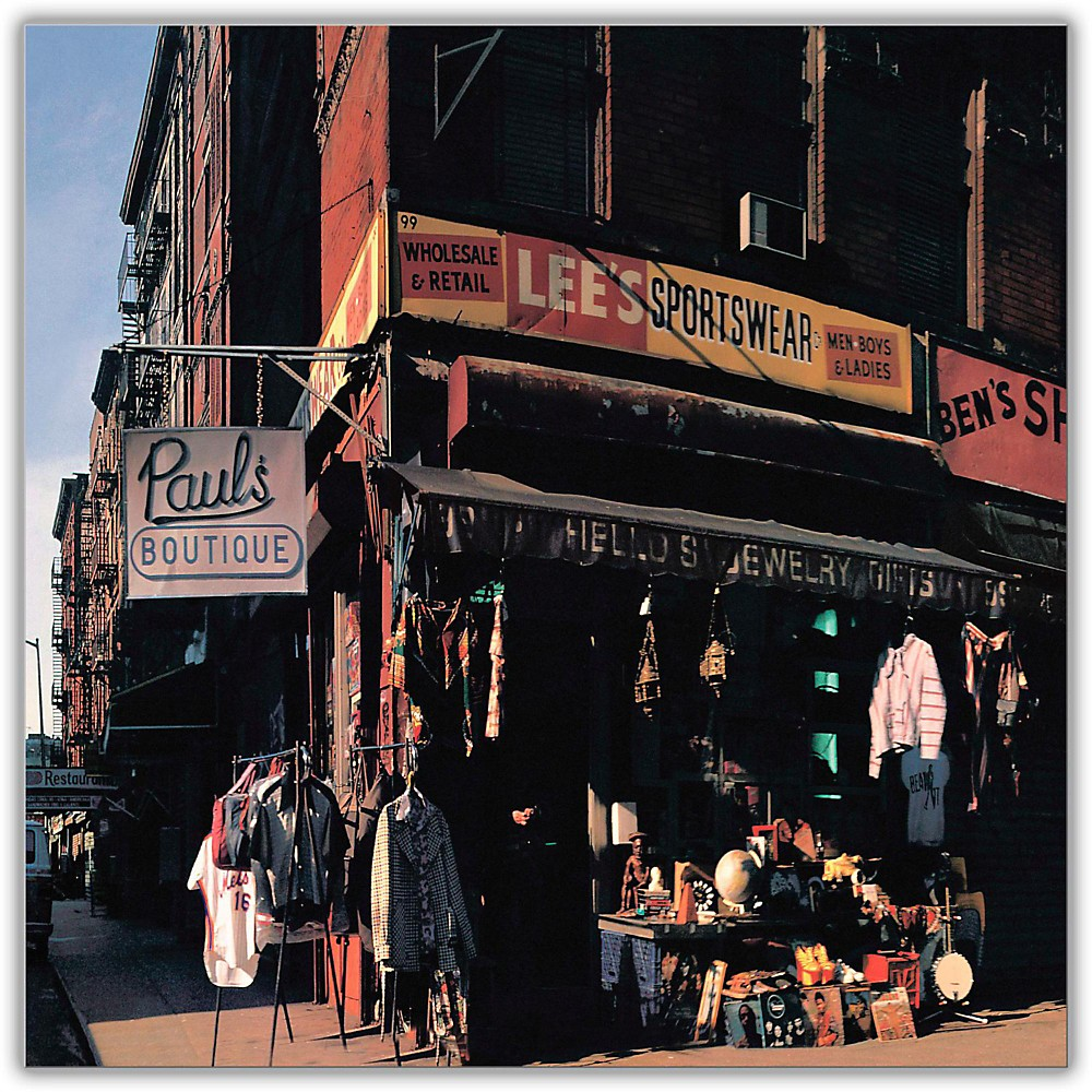 Universal Music Group Beastie Boys Paul's Boutique (20Th Anniversary Remastered Edition) Vinyl Lp 1412001828967