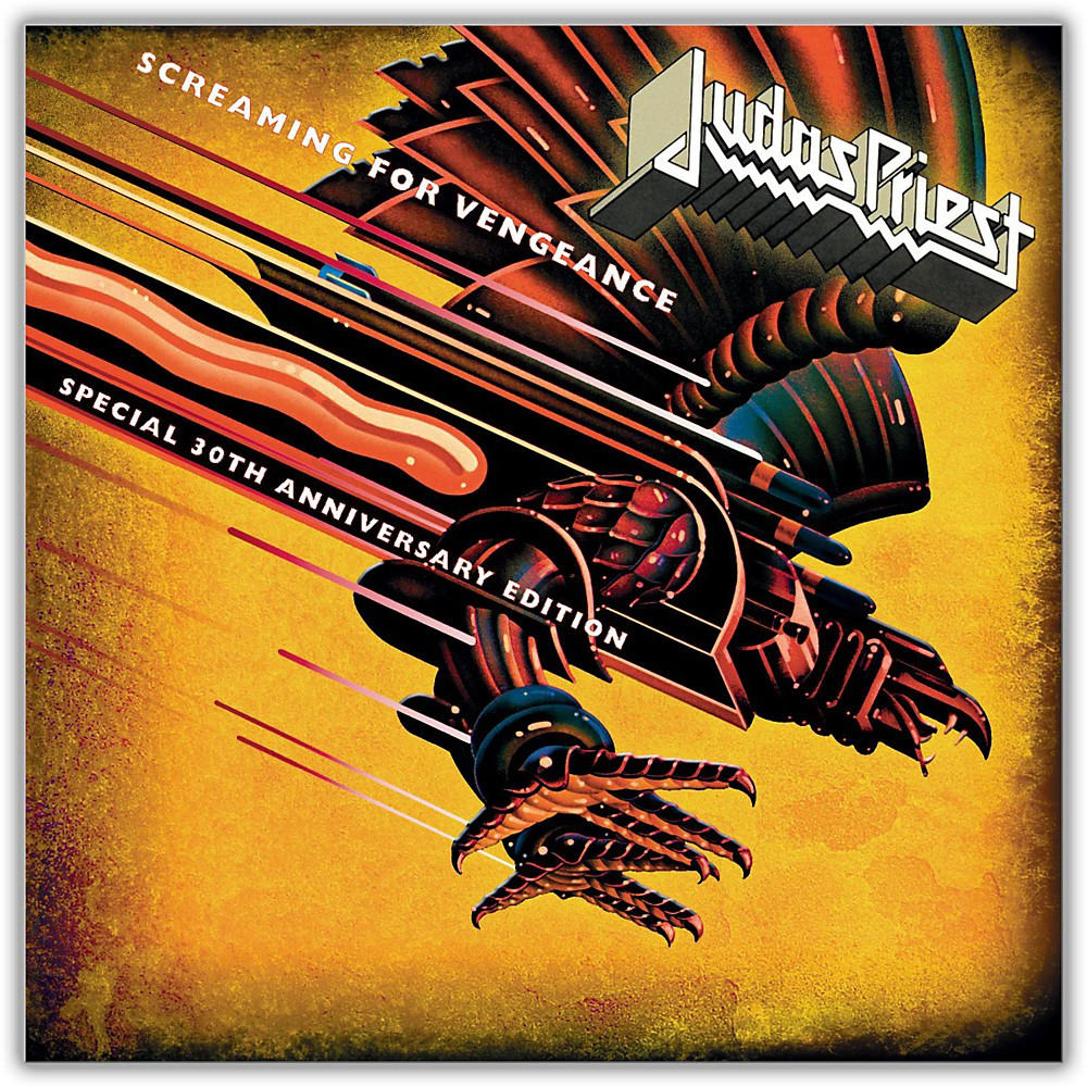 Sony Judas Priest Screaming For Vengeance (Special 30Th Anniversary Edition) Vinyl Lp 1412606575221