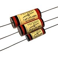 Fender Pure Vintage Red Amplifier Capacitors .01 600V Ktw