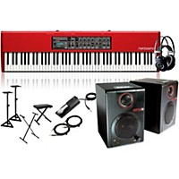 Nord Ha88 88-Key With Rpm3 Monitors, Headphones, Bench, Stand, And Sustain Pedal