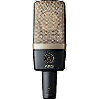 Akg C 314 Professional Multi-Pattern Condenser Microphone