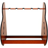 A&S Crafted Products Session Standard Guitar Rack Short Size (5-7 Cases)