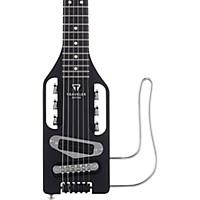 Traveler Guitar Ultra-Light Electric Travel Guitar Black