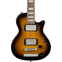 Traveler Guitar Sonic L-22 Electric Travel Guitar Sunburst