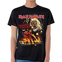 Iron Maiden Number Of The Beast T-Shirt Medium
