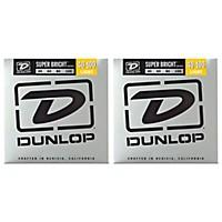 Dunlop Super Bright Nickel Light 4-String  ...