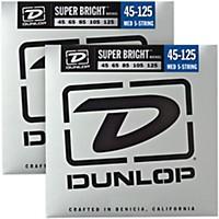 Dunlop Super Bright Nickel Medium 5-String  ...