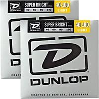Dunlop Super Bright Steel Light 4-String  ...