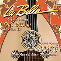 Labella Ou80 Oud Strings Turkish Tuning